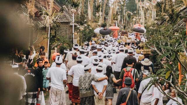 バリヒンドゥー教のお祭り